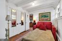 Lovely guest bedroom with dual entry bathroom - 13410 GOODHART LN, LEESBURG