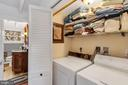 Convenient upper level laundry - 13410 GOODHART LN, LEESBURG