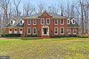 Welcome Home! Impressive brick-front colonial! - 10625 TIMBERIDGE RD, FAIRFAX STATION
