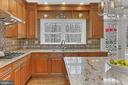 Attention to detail in kitchen! - 10625 TIMBERIDGE RD, FAIRFAX STATION