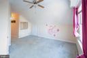 Fantastic large bedroom 3 with huge closets - 266 MOSEBY DR, MANASSAS PARK