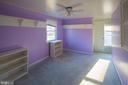 Family room upstairs - 266 MOSEBY DR, MANASSAS PARK