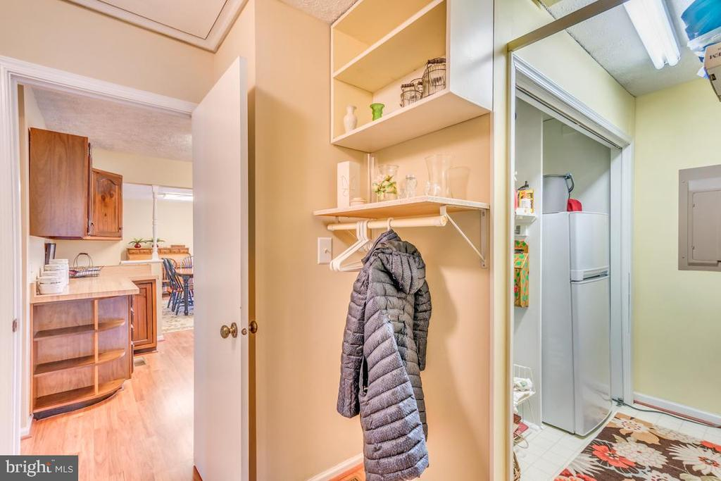 Walk In Pantry Room off Laundry Room - 200 HAPPY CREEK RD, LOCUST GROVE