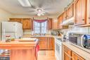 Moveable Island Kitchen - 200 HAPPY CREEK RD, LOCUST GROVE