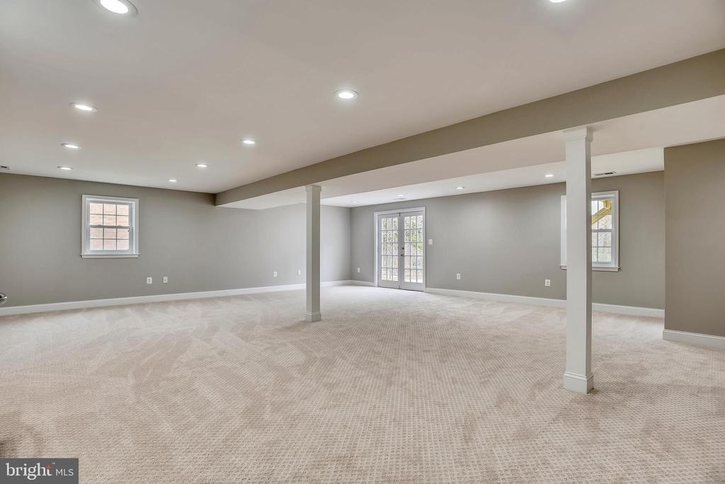 Rec room - 8324 OLD DOMINION DR, MCLEAN