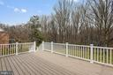 Beautiful Deck - 8324 OLD DOMINION DR, MCLEAN