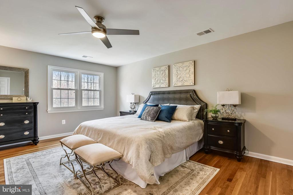 Master bedroom - 8324 OLD DOMINION DR, MCLEAN