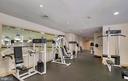 Fitness room - 9480 VIRGINIA CENTER BLVD #318, VIENNA