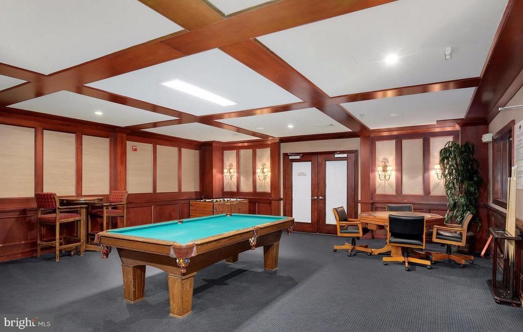 Billiards room - 9480 VIRGINIA CENTER BLVD #318, VIENNA