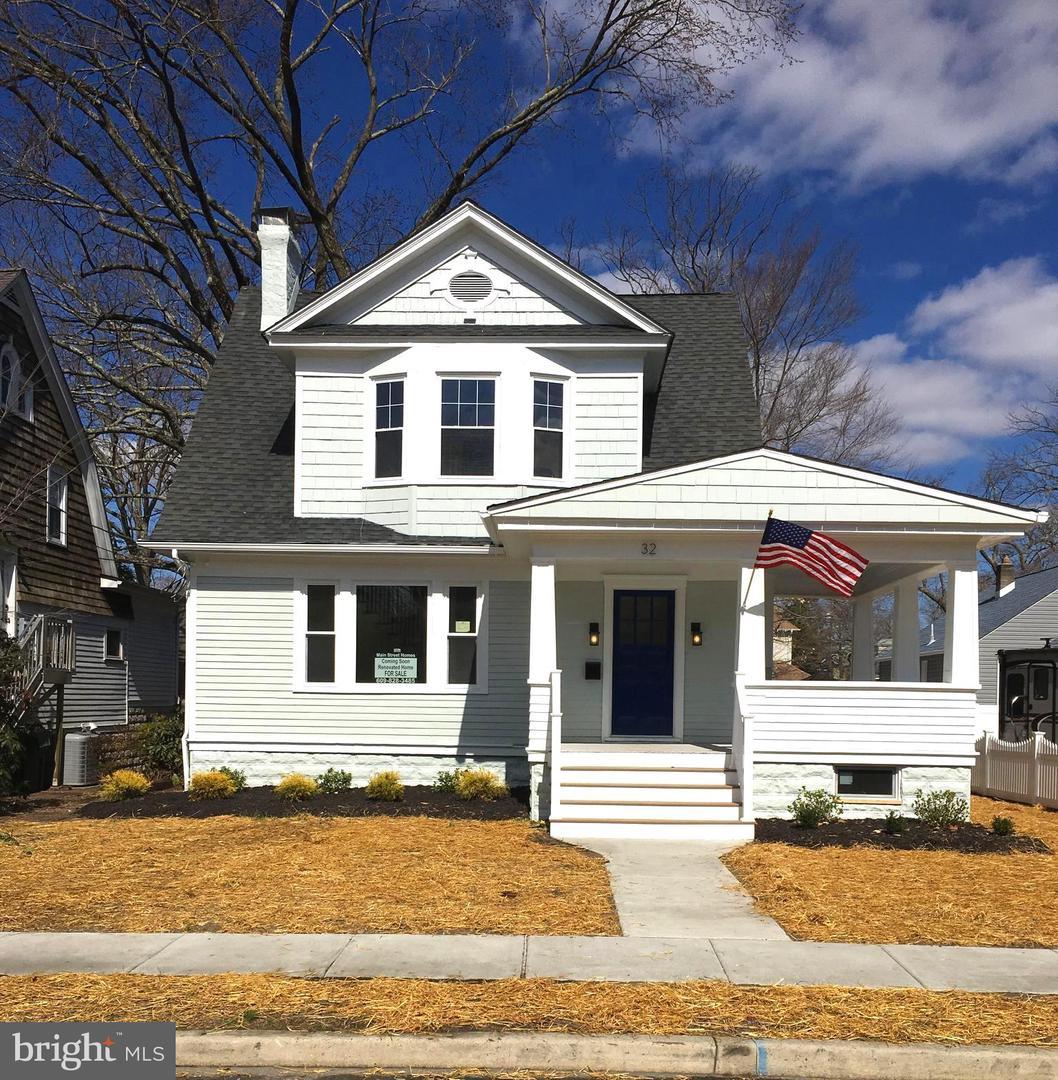 Villa per Vendita alle ore 32 CRAFTON Avenue Pitman, New Jersey 08071 Stati Uniti