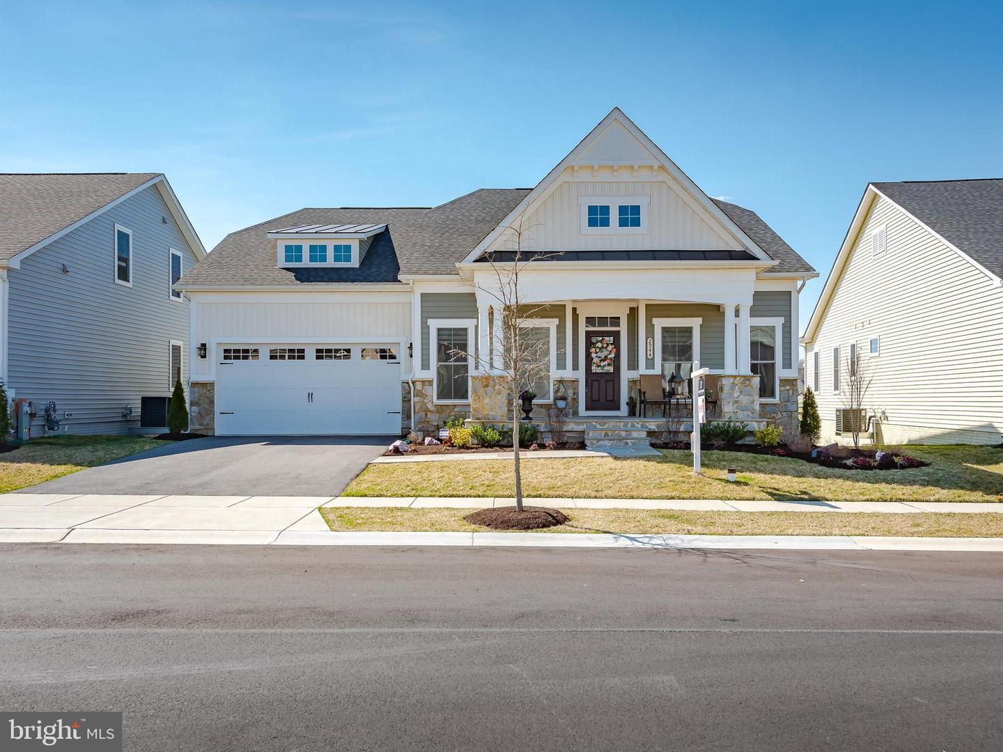 Single Family Home for Sale at 2944 Levee Drive 2944 Levee Drive Odenton, Maryland 21113 United States