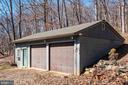 2-car garage w/man cave,  HVAC, fridge hot water - 240 GORDON CLAN LN, HUNTLY