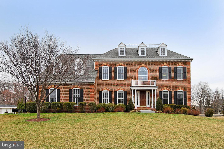 Single Family for Sale at 7254 Joshua Tree Cir Warrenton, Virginia 20187 United States