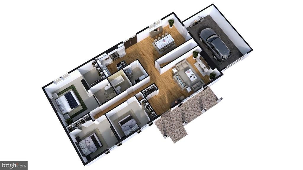 Floor plan - 22241 ST LOUIS RD, MIDDLEBURG