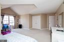 What teenager would not love decorating this space - 9018 LUPINE DEN DR, VIENNA