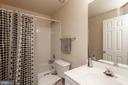 Lower level bathroom - 9018 LUPINE DEN DR, VIENNA