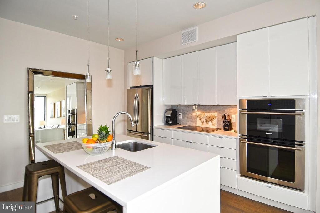 All Stainless Steel Appliances - 1405 W ST NW #402, WASHINGTON