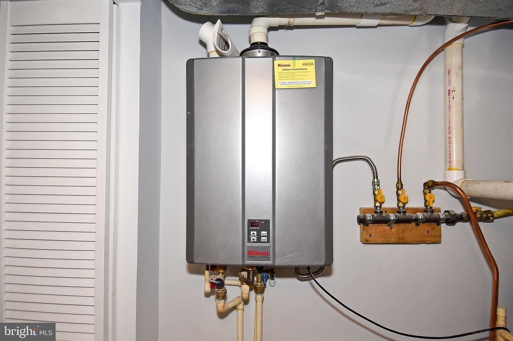Rinnah Water Heater - 602 H ST SW, WASHINGTON