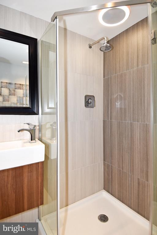 Lower Level Bath - 602 H ST SW, WASHINGTON