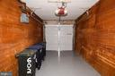 Insulated Garage - 602 H ST SW, WASHINGTON