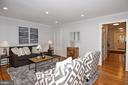 Family Room - 602 H ST SW, WASHINGTON