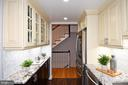 Kitchen/Landing - 602 H ST SW, WASHINGTON