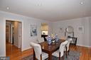 Dining Room - 602 H ST SW, WASHINGTON