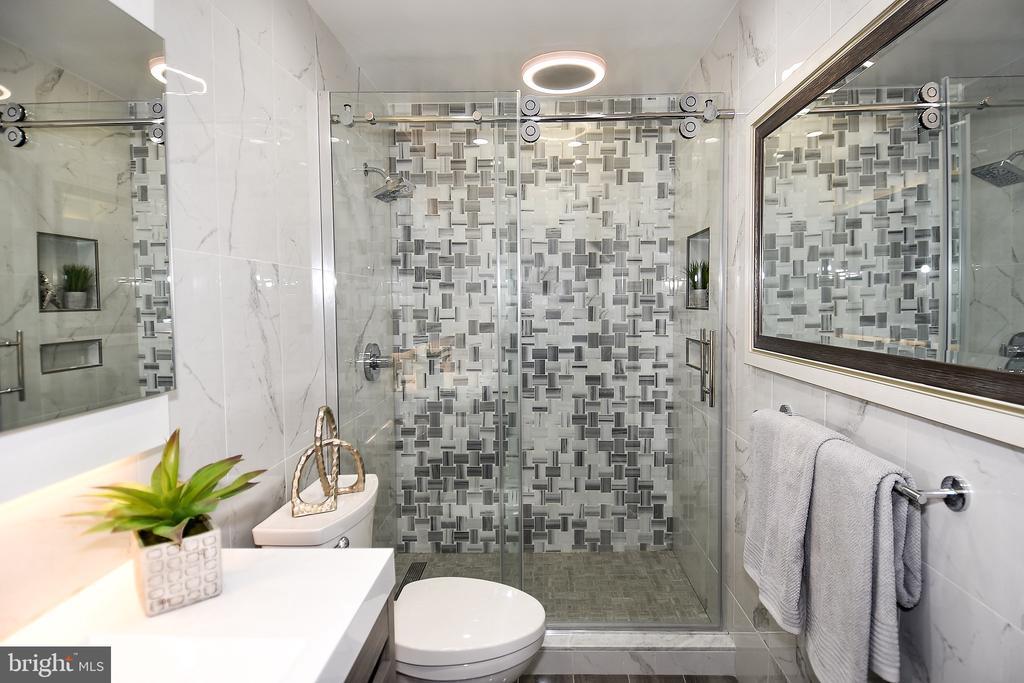 Master Bathroom - 602 H ST SW, WASHINGTON