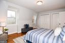 Master Bedroom - 602 H ST SW, WASHINGTON