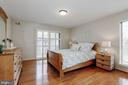 Master Bedroom - 3324 MANTUA DR, FAIRFAX