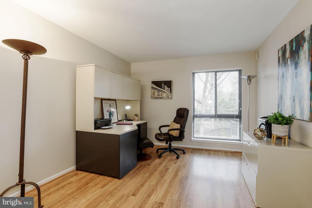 Bedroom 4 / Office - 3324 MANTUA DR, FAIRFAX
