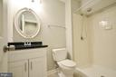 Full Bathroom Rec Room - 20946 SANDSTONE SQ, STERLING