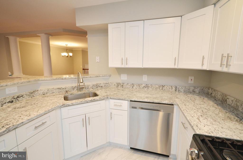 Lovely Granite Counters - 20946 SANDSTONE SQ, STERLING