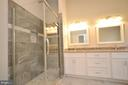 Brand New Master Bathroom Vanity - 20946 SANDSTONE SQ, STERLING