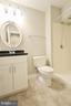 Updated Rec Room Bathroom - 20946 SANDSTONE SQ, STERLING