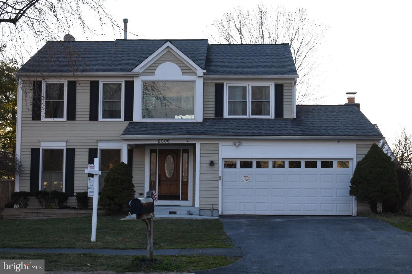 Single Family for Sale at 8006 Rocky Run Rd Gainesville, Virginia 20155 United States