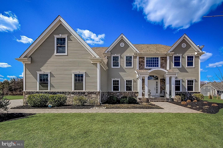 Single Family Homes для того Продажа на Skillman, Нью-Джерси 08558 Соединенные Штаты