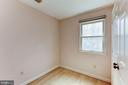 Bedroom #4 with Laundry - 10279 GREYSTONE RD, MANASSAS