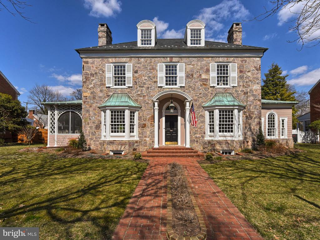 Much loved and admired Baker Park home - 211 ROCKWELL TER, FREDERICK