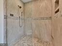 Programmable  Steamist shower with two controls - 211 ROCKWELL TER, FREDERICK