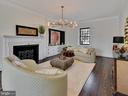 Restored floors, molding and cabinets - 211 ROCKWELL TER, FREDERICK