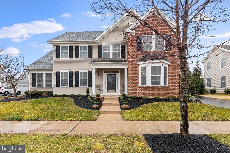 Villa per Vendita alle ore 8 JOCKEY Chesterfield, New Jersey 08515 Stati UnitiIn/In giro: Chesterfield Township