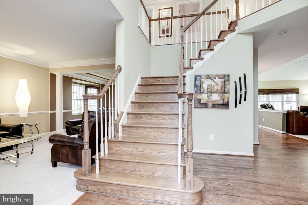 Foyer - 43895 CAMELLIA ST, ASHBURN