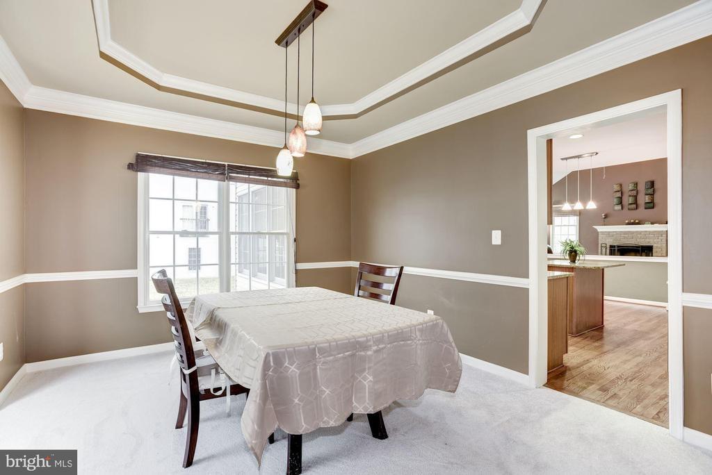 Dining Room - 43895 CAMELLIA ST, ASHBURN