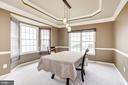 Formal Dining Room - 43895 CAMELLIA ST, ASHBURN