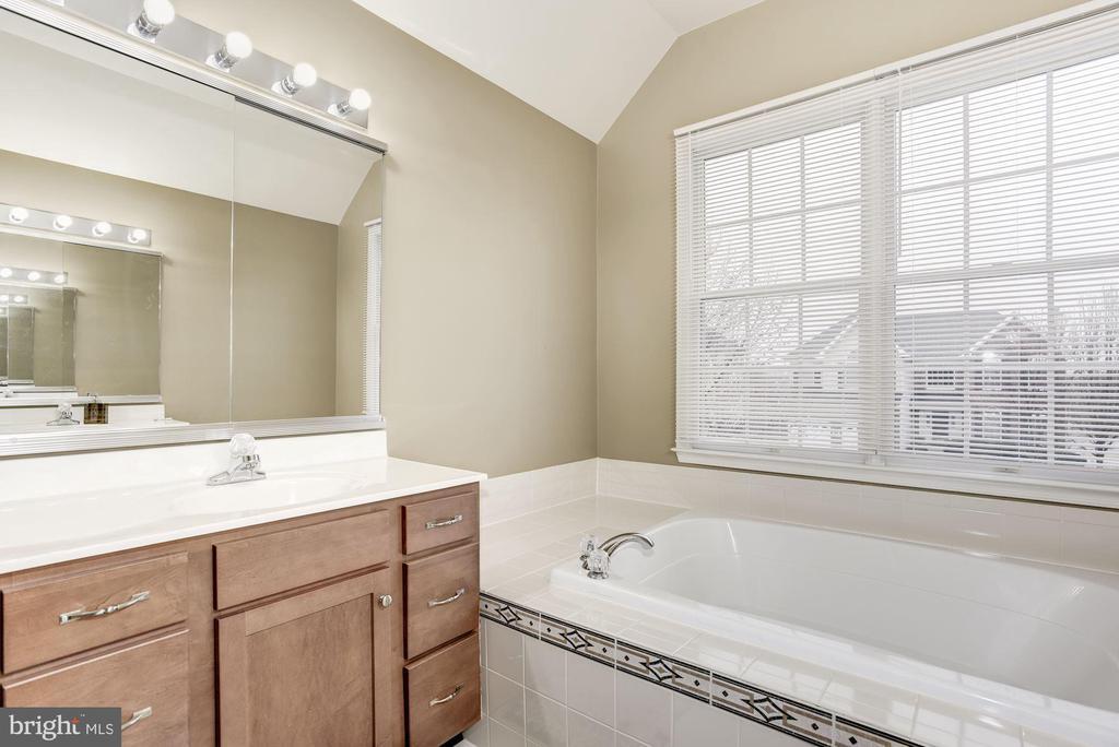 Master Bath - 43895 CAMELLIA ST, ASHBURN