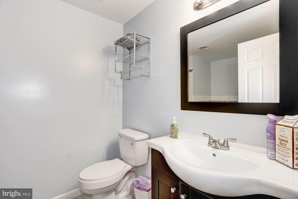 Lower Level Bath - 43895 CAMELLIA ST, ASHBURN