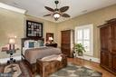 Bedroom with Belvedere Up Above. - 2010 FALL HILL AVE, FREDERICKSBURG