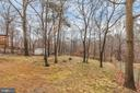 Peaceful wooded views - 129 HILL VALLEY DR, WINCHESTER
