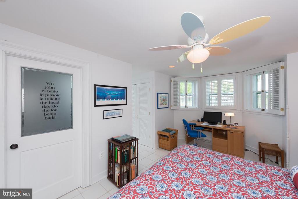 Lower-level bedroom with International Bath. - 2010 FALL HILL AVE, FREDERICKSBURG